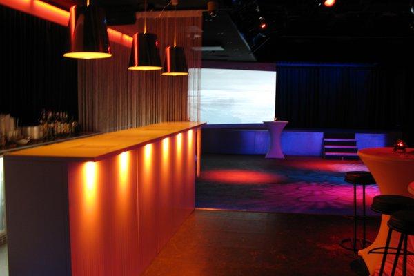 Eventlocation mit Saal und Foyer, zentral
