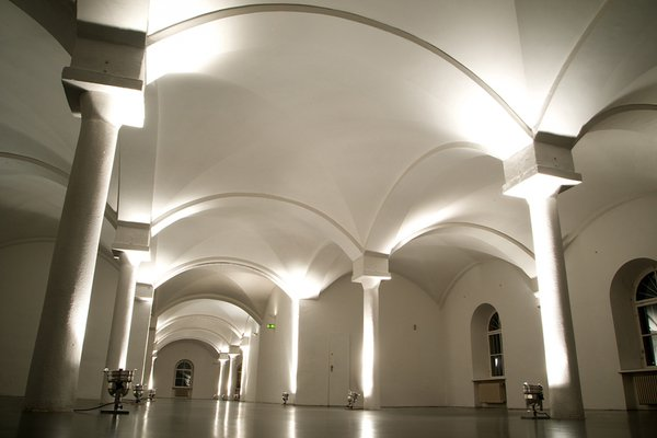 Große klassische Eventlocation auf Isarinsel - Füllhalle_1